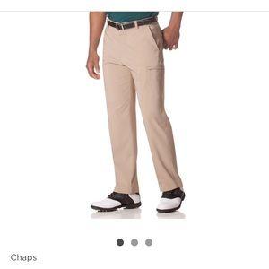 Chaps Classic-Fit Performance Cargo Golf Pants